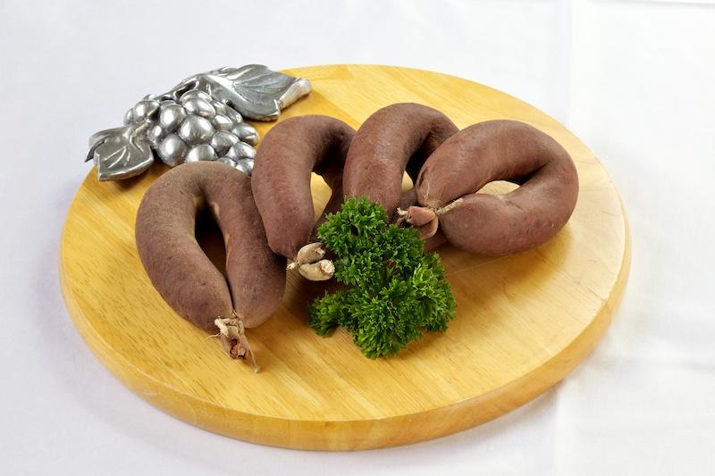 Schlesische Buchweizengrützwurst